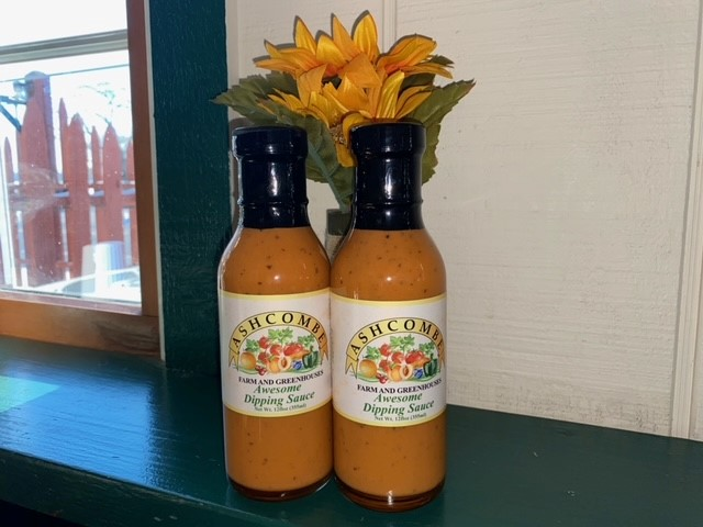 Ashcombe Awesome Dipping Sauce