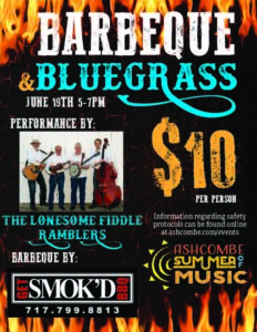 BBQ and Bluegrass