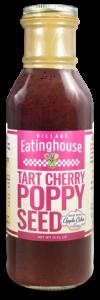 Village Eatinghouse Tart Cherry Poppy Seed