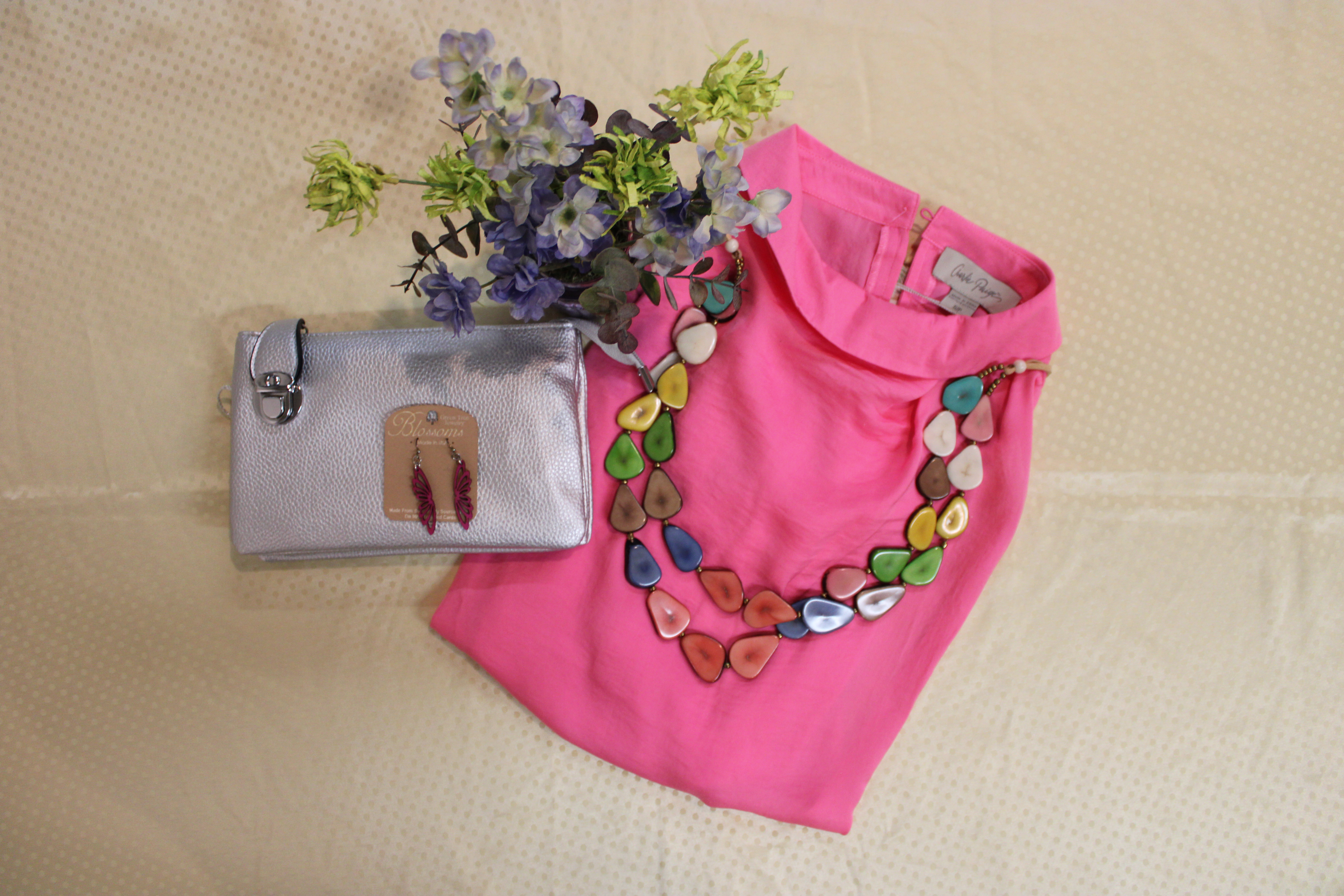 Mother's Day Outfit Pink