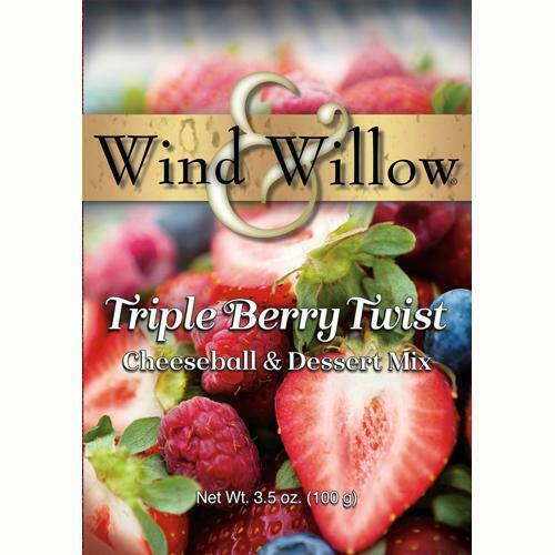 Wind and Willow Triple Berry Twist